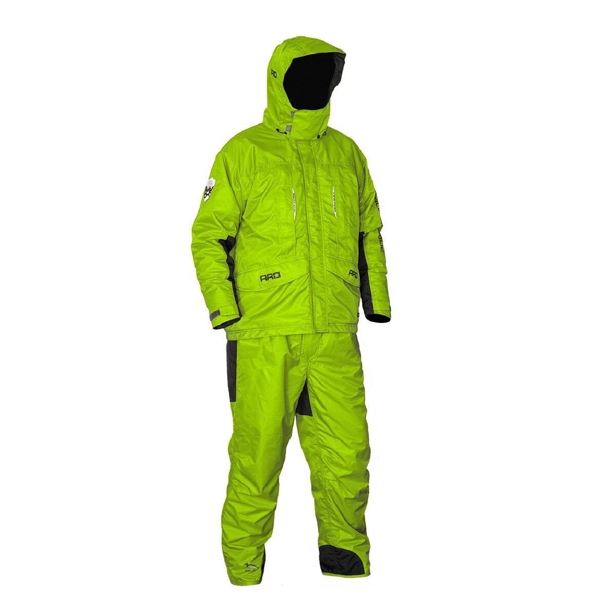 Костюм Adrenalin Republic JAM, 2in1 демисезонный, цвет светло-зеленый