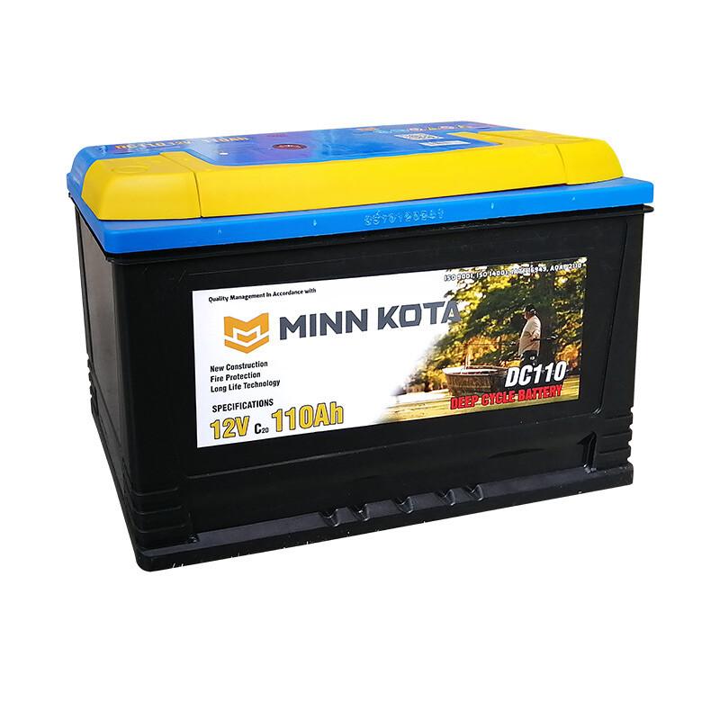 Аккумулятор MINN KOTA DC 110 (глуб. разрядки, 110 а/ч, MK-SCS110 )