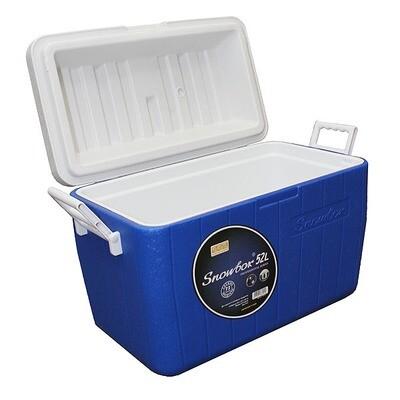 Термоконтейнер пластиковый Camping World SNOWBOX - 52