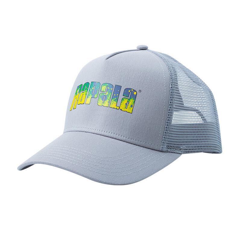 Кепка RAPALA серая c сеткой Dorado logo