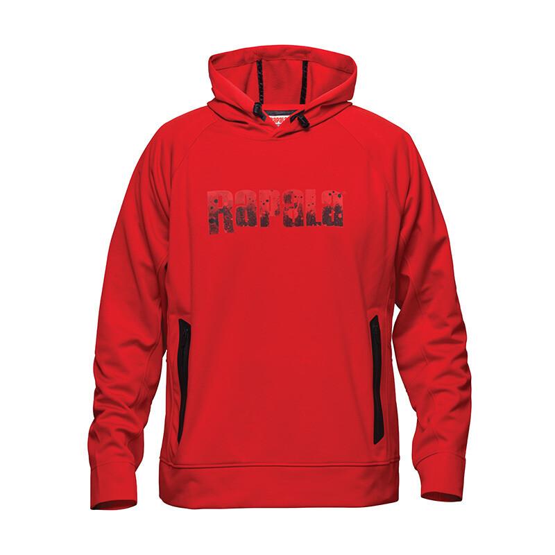 Толстовка RAPALA Red logo Splash