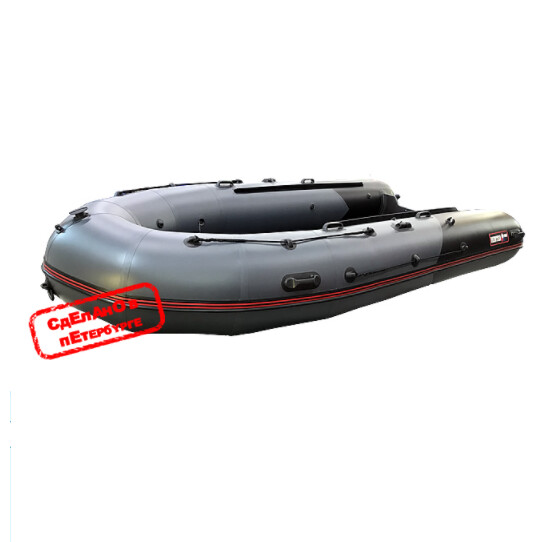 Лодка Хантер 420 ПРО ЭКСКЛЮЗИВ!!!