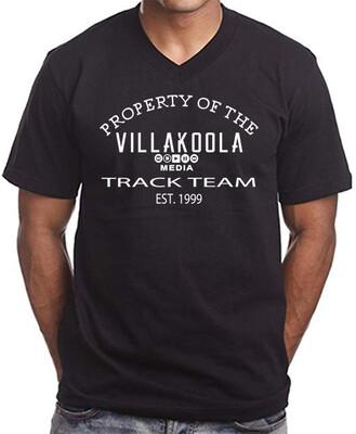 Villa Koola Track Team Tshirt