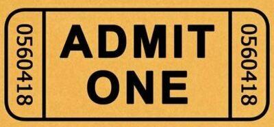Individual Banquet Ticket