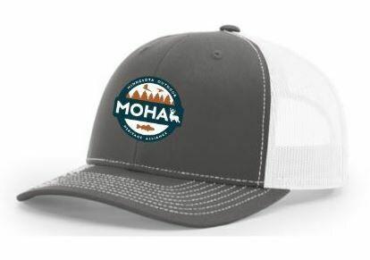 Charcoal Grey MOHA Hat