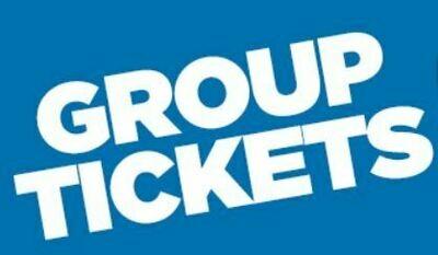 Sponsor Group Banquet Tickets