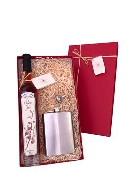 Liqueur & Hip Flask