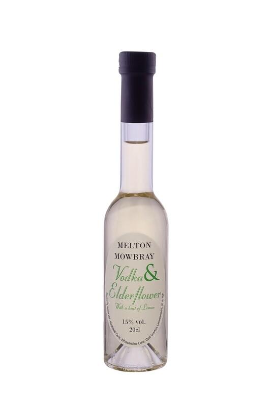 Vodka & Elderflower Liqueur - 20cl