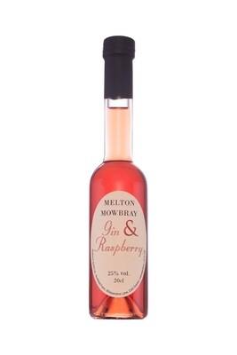 Gin & Raspberry Liqueur - 20cl