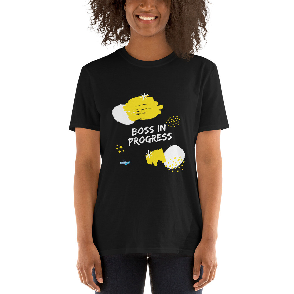 Boss In Progress Short-Sleeve Unisex T-Shirt