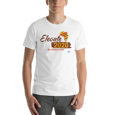 Elevate 2020 Short-Sleeve Unisex T-Shirt
