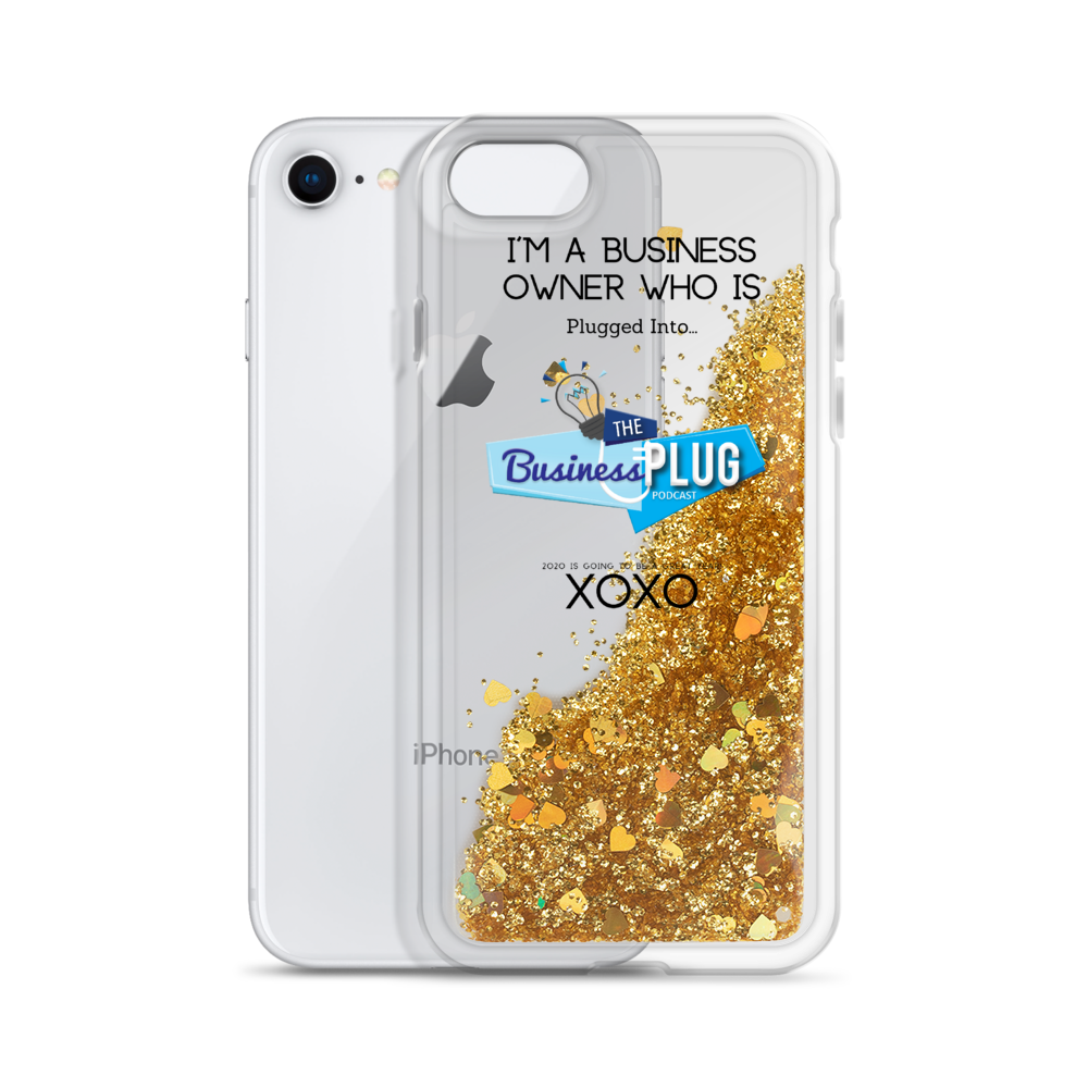 LSMB Liquid Gold Phone Case