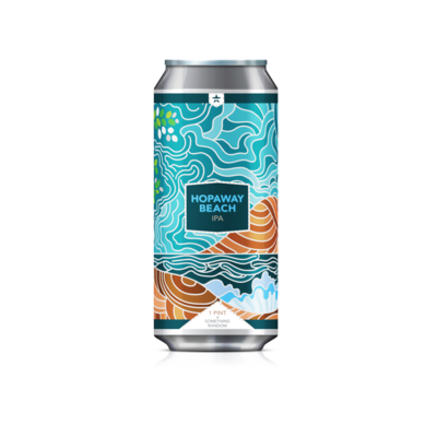 Hopaway Beach Case (6) 4-Packs *Shipping for CA Only