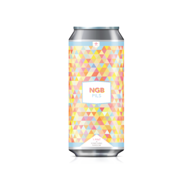 NGB Pils Case (6) 4-Packs *Shipping for CA Only
