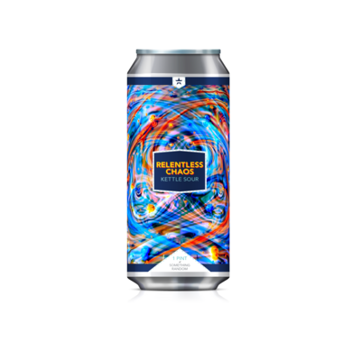 Relentless Chaos Case (6) 4-Packs *Shipping for CA Only