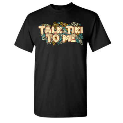 Talk Tiki To Me Unisex Shirt