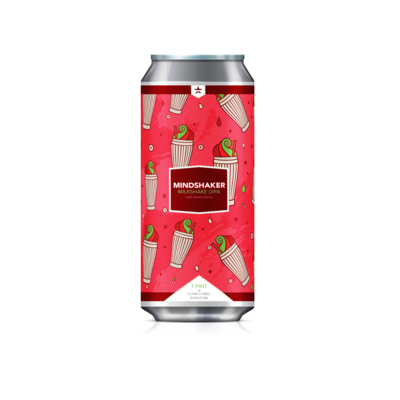 Mindhsaker w/ Cherry & Vanilla  (6) 4-Packs *Shipping for CA Only