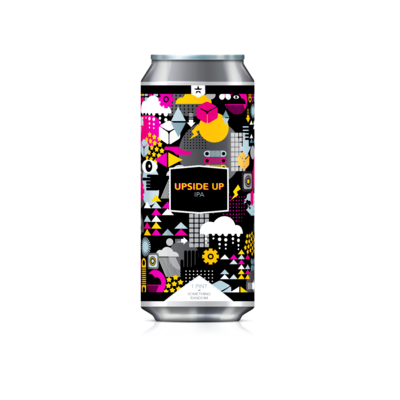 Upside Up (6) 4-Packs *Shipping for CA Only
