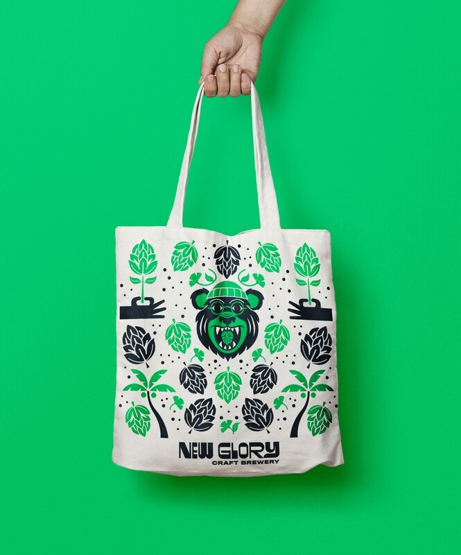 New Glory Tote Bag