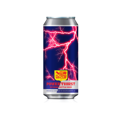Powerthirst (6) 4-Packs *Shipping for CA Only