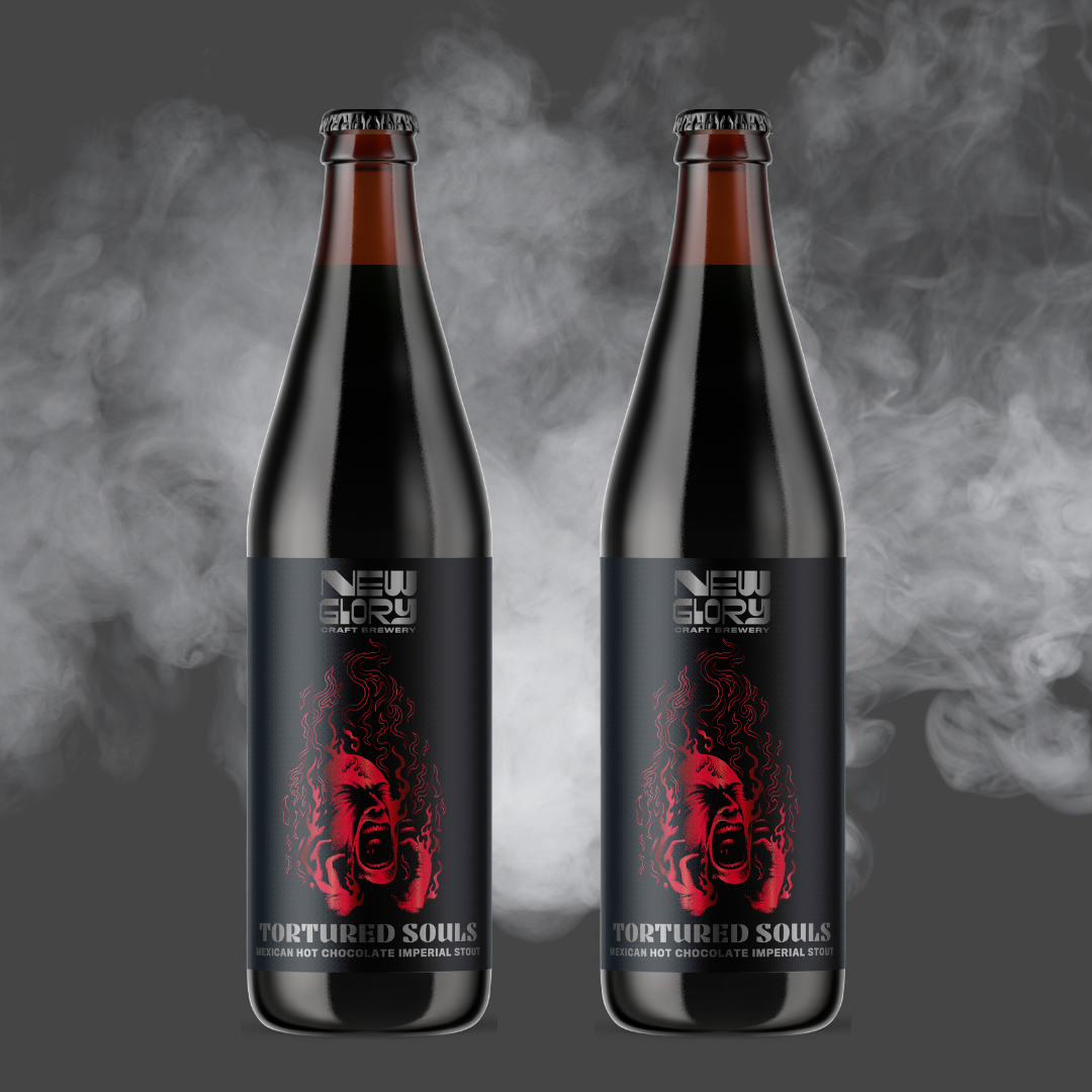 Tortured Souls (4) 500ml Bottles *Shipping for CA Only