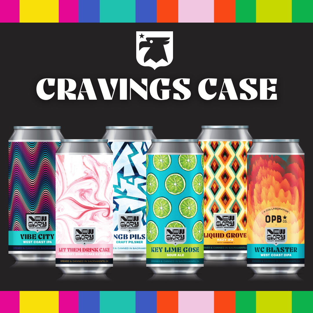 Cravings Case (6) 4-Packs *Shipping for CA Only