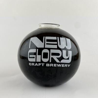 12oz New Glory Globe Glass