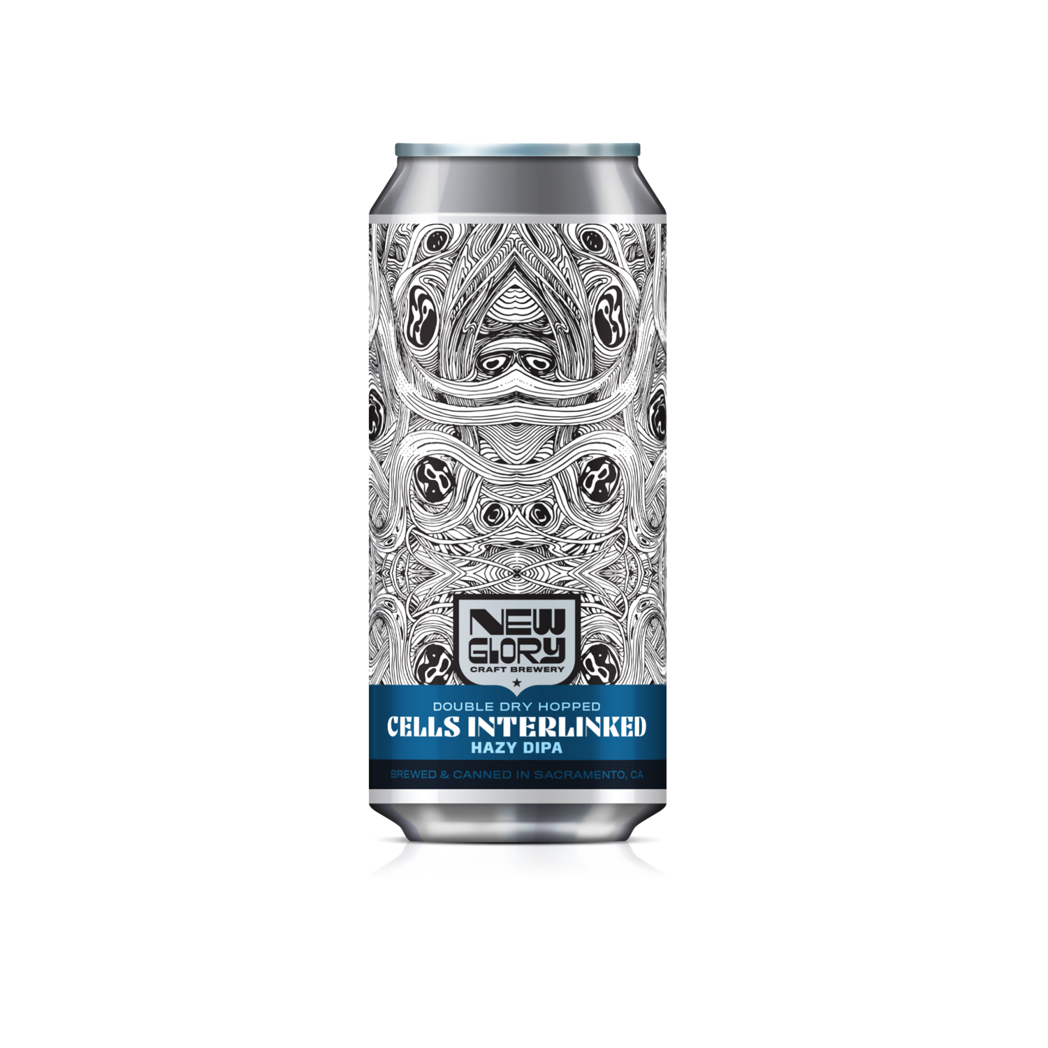 DDH Cells Interlinked Case (6) 4-Packs *Shipping for CA Only
