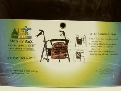 Mobility Bag by Alex / 1 mobility bag / Black