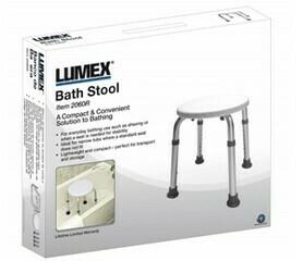 Bath Stool by Luminex  -2060R