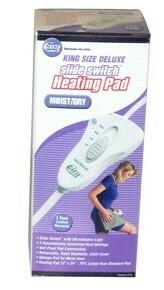 Heating Pad (Moist/Dry)by Cara