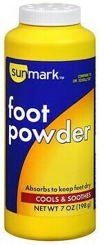 Foot Powder / 7OZ by Sunmark