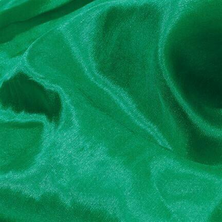 Sarah's Silks игровой шёлк 90 х 90 см, Королевский зелёный