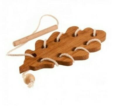 Шнуровка «Дубовый листочек», Леснушки