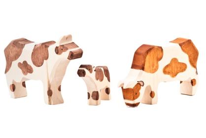 Семья коров, Лукоморье