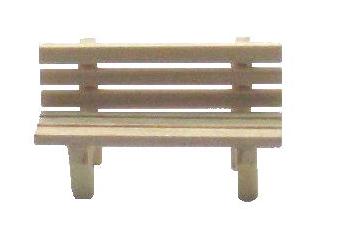 Скамейка 5 см х 2 см