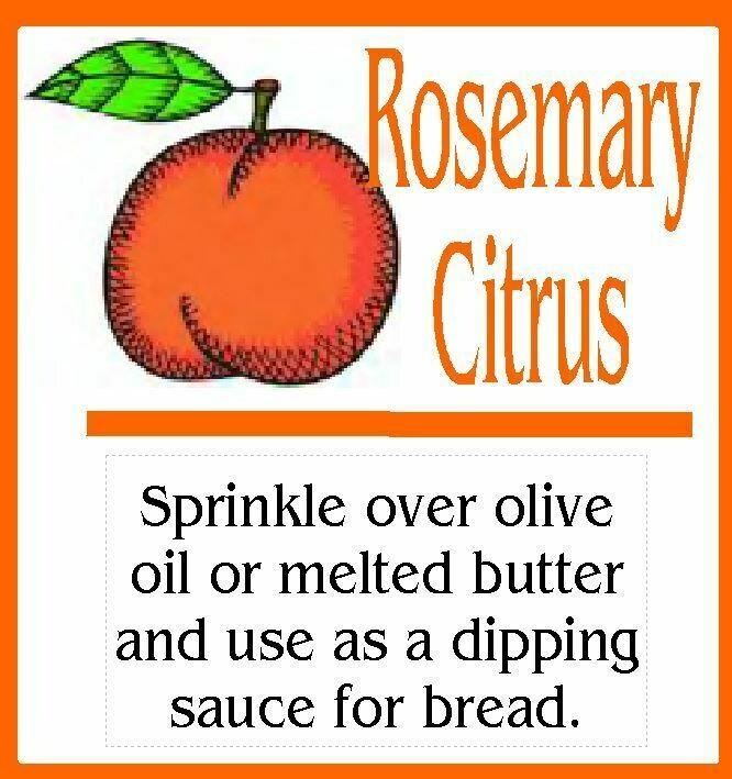 Rosemary Citrus Mix