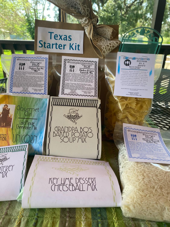 Texas Starter Kit