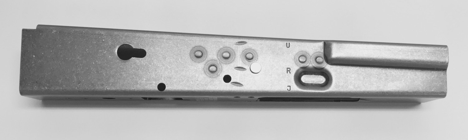 Yugo Bulged Trunnion Receiver (1.5mm Thickness)