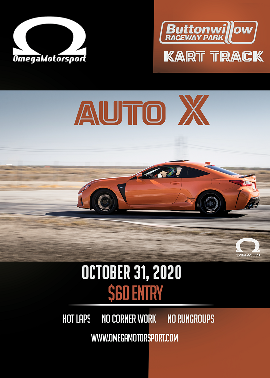 Buttonwillow AUTO-X