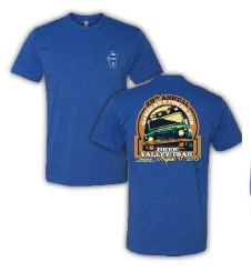 30th Annual Gambler's Poker Run T-Shirt - limited sizes available