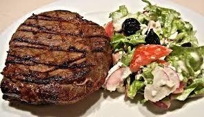 Steak Dinner (each)