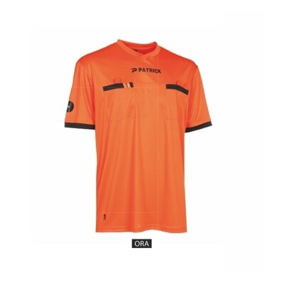 Maillot d'Arbitre Patrick orange REF101-ORA