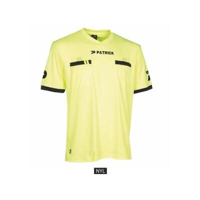Maillot d'Arbitre Patrick jaune REF101-NYL