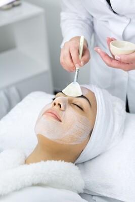 Ritual Facial Holístico (limpieza facial profunda)