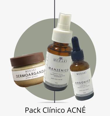 Pack clínico ACNÉ
