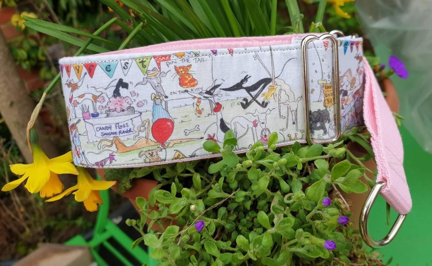 Collar 'Greyfest' Nellie Doodles (Broocie's Fundraising)
