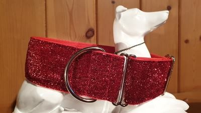Sparkle Velvet Collar 50mm