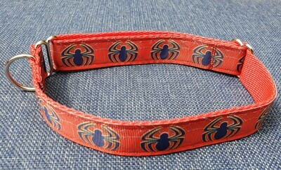 Spiderman Collar 25mm