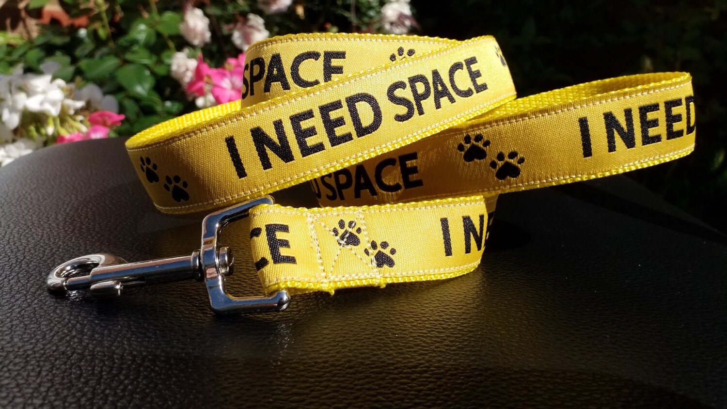 Lead 'I need space'